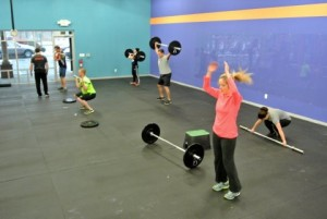 The CrossFit Open is a GREAT Way To Participate With The CrossFit Community